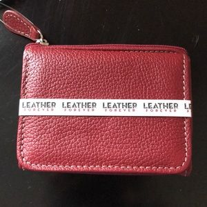 NEW Mini Leather Wallet